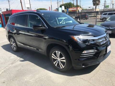2018 Honda Pilot for sale at Ivys Motorsport in Los Angeles CA