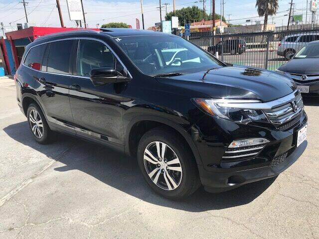 2018 Honda Pilot for sale at Ivys Motorsport in Los Angeles CA
