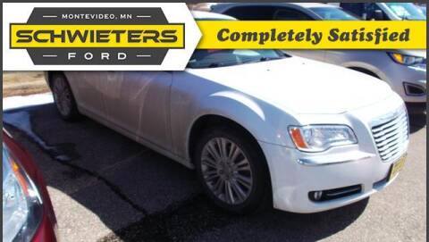 2014 Chrysler 300 for sale at Schwieters Ford of Montevideo in Montevideo MN