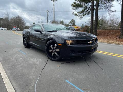 2013 Chevrolet Camaro for sale at THE AUTO FINDERS in Durham NC