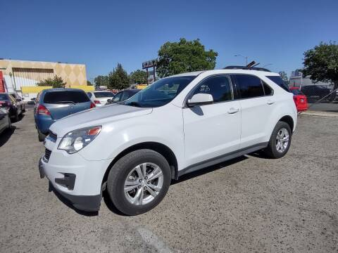 2015 Chevrolet Equinox for sale at Larry's Auto Sales Inc. in Fresno CA