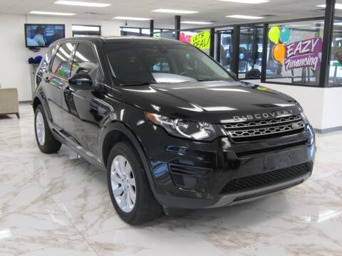 2017 Land Rover Discovery Sport for sale at Dealer One Auto Credit in Oklahoma City OK
