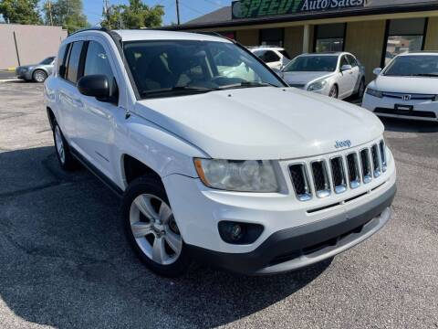 2011 Jeep Compass for sale at speedy auto sales in Indianapolis IN