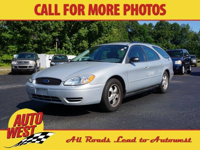 2005 Ford Taurus for sale at Autowest of Plainwell in Plainwell MI