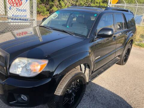 2008 Toyota 4Runner for sale at Central Automotive in Kerrville TX