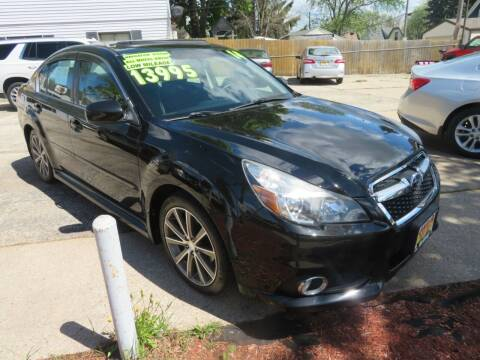2014 Subaru Legacy for sale at Uno's Auto Sales in Milwaukee WI