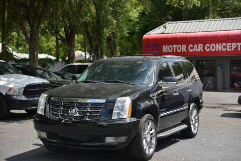 2010 Cadillac Escalade for sale at Motor Car Concepts II - Apopka Location in Apopka FL