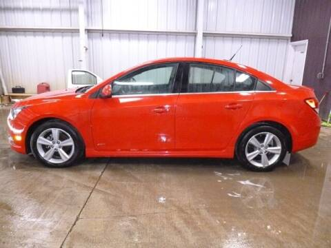 2014 Chevrolet Cruze for sale at East Coast Auto Source Inc. in Bedford VA