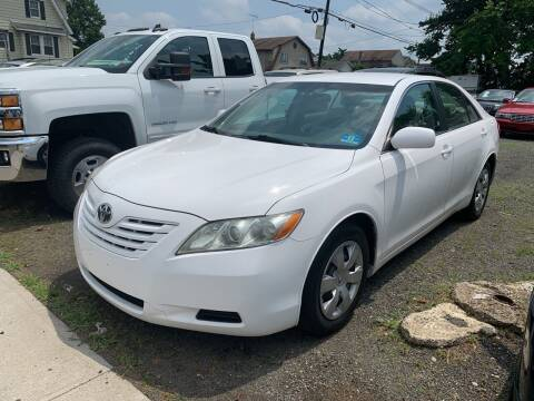 2009 Toyota Camry for sale at Charles and Son Auto Sales in Totowa NJ