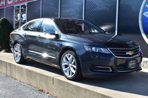 2014 Chevrolet Impala for sale at Alfa Romeo & Fiat of Strongsville in Strongsville OH