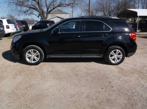 2011 Chevrolet Equinox for sale at Smith Auto Finance LLC in Grand Saline TX