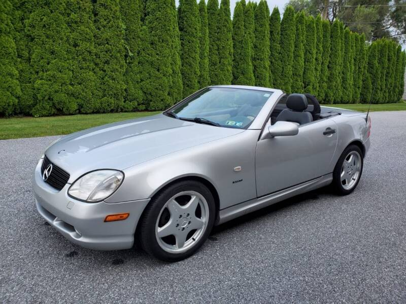 1999 Mercedes-Benz SLK for sale at Kingdom Autohaus LLC in Landisville PA