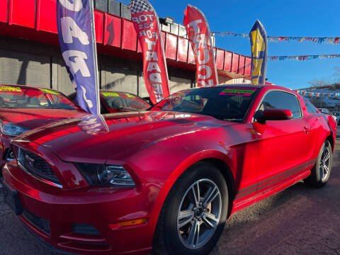 2013 Ford Mustang for sale at Duke City Auto LLC in Gallup NM