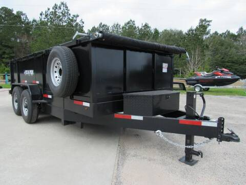 2021 TEXAS PRIDE 7' X 16'x 3' SPECIAL for sale at Park and Sell - Trailers in Conroe TX