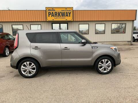 2015 Kia Soul for sale at Parkway Motors in Springfield IL