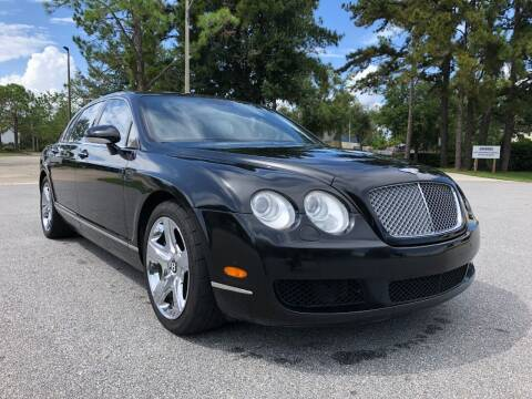 2008 Bentley Continental for sale at Global Auto Exchange in Longwood FL