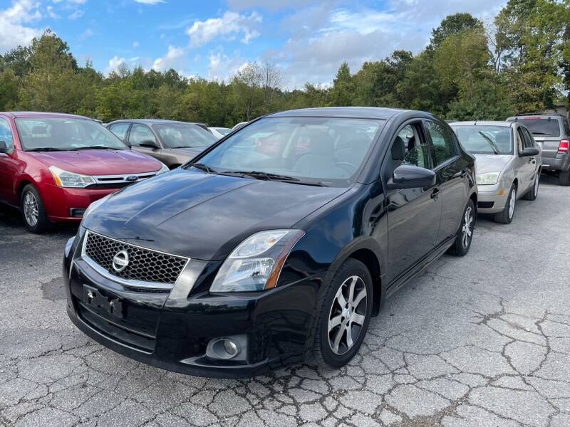 2012 Nissan Sentra for sale at Best Buy Auto Sales in Murphysboro IL