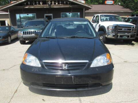 2001 Honda Civic for sale at Jims Auto Sales in Muskegon MI