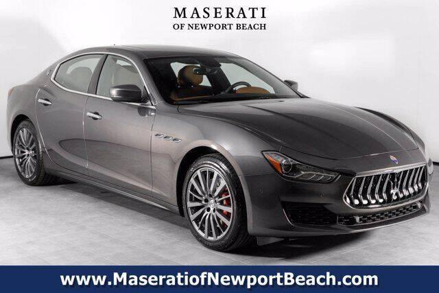 2021 Maserati Ghibli for sale in Newport Beach, CA
