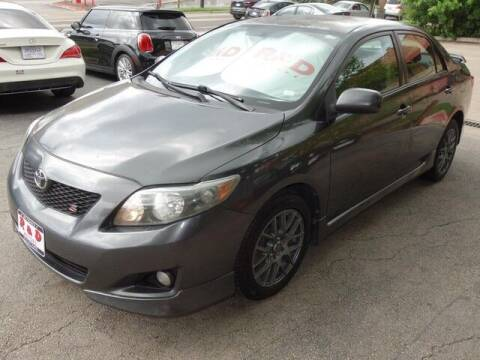 2009 Toyota Corolla for sale at R & D Motors in Austin TX