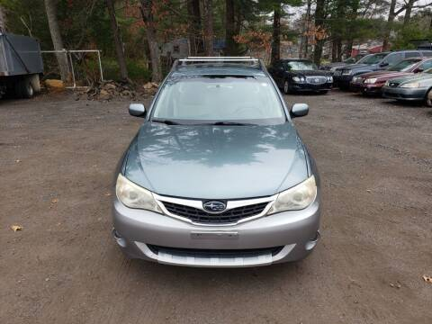 2009 Subaru Impreza for sale at 1st Priority Autos in Middleborough MA