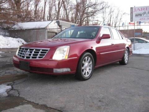 2008 Cadillac DTS for sale at Jareks Auto Sales in Lowell MA