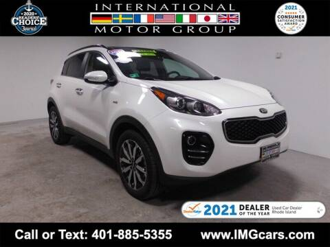 2018 Kia Sportage for sale at International Motor Group in Warwick RI