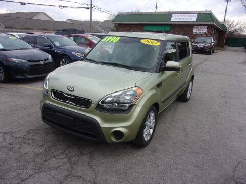 2013 Kia Soul for sale at Auto Sales Sheila, Inc in Louisville KY