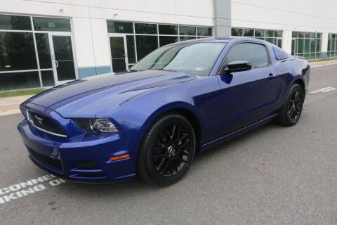 2014 Ford Mustang for sale at Epic Motor Company in Chantilly VA