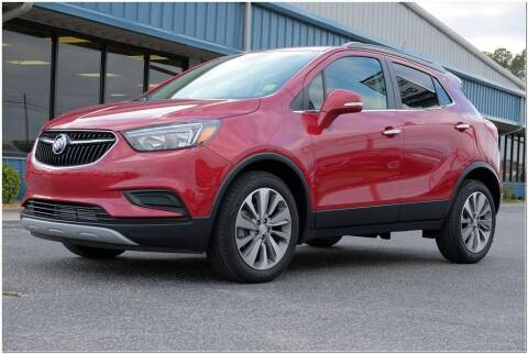 2019 Buick Encore for sale at STRICKLAND AUTO GROUP INC in Ahoskie NC