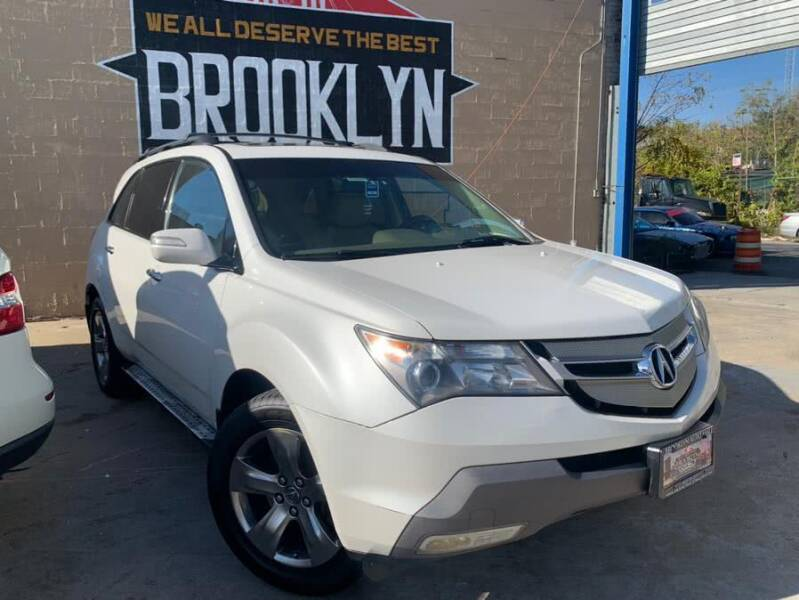 2008 Acura MDX for sale at Excellence Auto Trade 1 Corp in Brooklyn NY