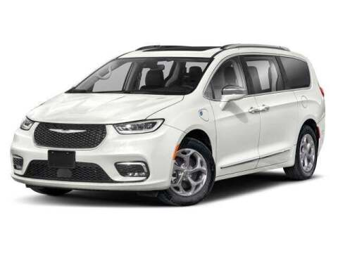 2021 Chrysler Pacifica Hybrid for sale at 495 Chrysler Jeep Dodge Ram in Lowell MA