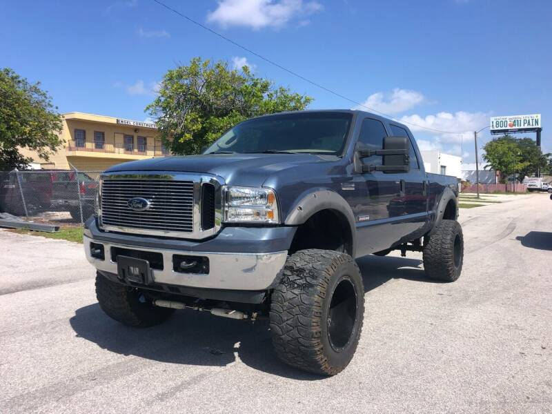 2007 Ford F-250 Super Duty for sale at Florida Cool Cars in Fort Lauderdale FL