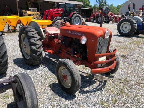 1961 Ford 601 Workmaster