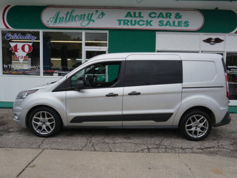 2014 Ford Transit Connect Cargo for sale at Anthony's All Cars & Truck Sales in Dearborn Heights MI