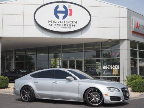 2012 Audi A7 for sale at Harrison Imports in Sandy UT