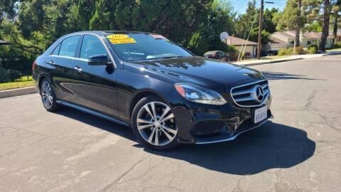 2015 Mercedes-Benz E-Class for sale at CAR CITY SALES in La Crescenta CA