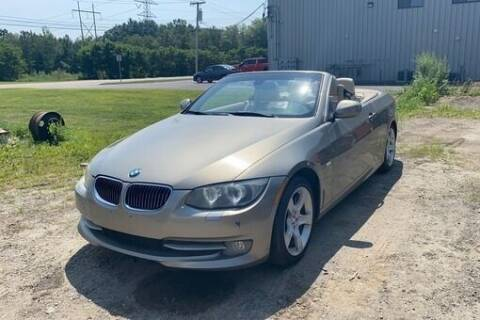 2011 BMW 3 Series for sale at Mass Auto Exchange in Framingham MA