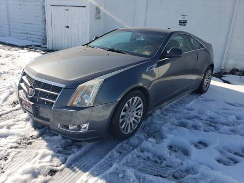 2011 Cadillac CTS for sale at CRS 1 LLC in Lakewood NJ