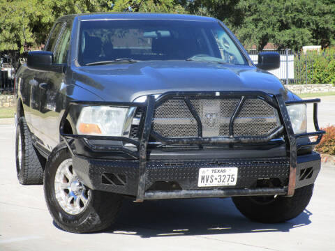 2011 RAM Ram Pickup 1500 for sale at Ritz Auto Group in Dallas TX