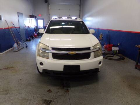 2007 Chevrolet Equinox for sale at Pool Auto Sales Inc in Spencerport NY
