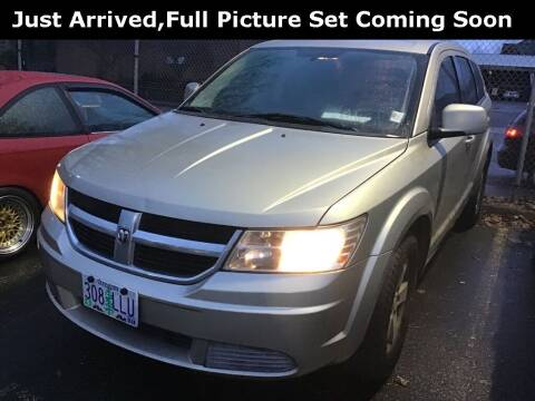 2009 Dodge Journey for sale at Royal Moore Custom Finance in Hillsboro OR