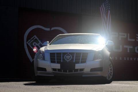 2012 Cadillac CTS for sale at Apple Auto Sales Inc in Camillus NY