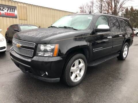 2008 Chevrolet Suburban for sale at Stikeleather Auto Sales in Taylorsville NC