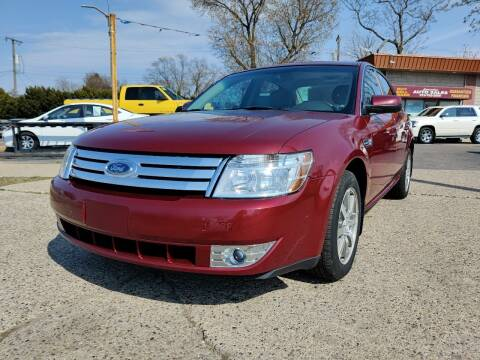 2008 Ford Taurus for sale at Lamarina Auto Sales in Dearborn Heights MI