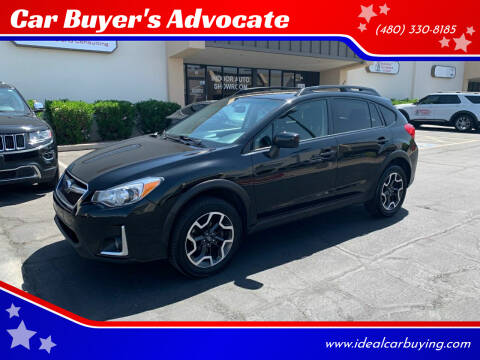 2017 Subaru Crosstrek for sale at Car Buyer's Advocate in Phoenix AZ