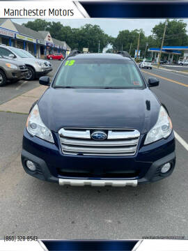 2013 Subaru Outback for sale at Manchester Motors in Manchester CT