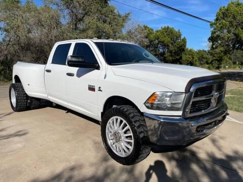 2012 RAM Ram Pickup 3500 for sale at Luxury Motorsports in Austin TX