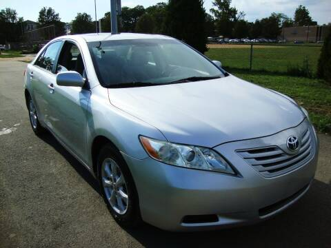 2009 Toyota Camry for sale at Discount Auto Sales in Passaic NJ