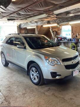 2013 Chevrolet Equinox for sale at Lavictoire Auto Sales in West Rutland VT